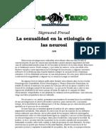 Freud, Sigmund - La Sexualidad en La Etiologia de Las Neurosis