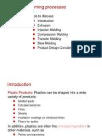 1. Plastics