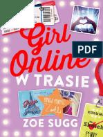 Girl Online W Trasie Zoe Sugg