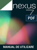 Manual Instructiuni Google Nexus 7 Wifi 8gb Black