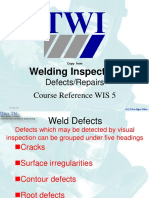 Wis5 Defect