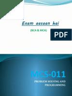 MCS-011