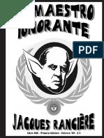 008 El Maestro Ignorante