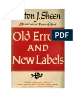 Sheen 1931 Old Errors New Labels 2007 Reprint