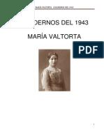 Cuadernos Del 43(Maria Valtorta)