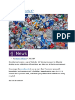Is recycling worth it.docx
