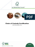 FSC-STD-40-004 V3-0 en Chain of Custody Certification