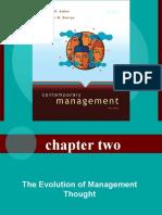contempory management