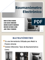 Baumanómetro Electrónico