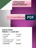 PKM Mamajang 5-9 Juni 2017