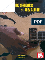 Jim Ferguson Comping Standards for Jazz Guitar