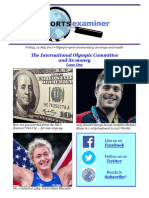 The IOC And Its Money