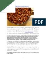 Cancer Dieta Budwig Ulei in Uleiuri Esentiale