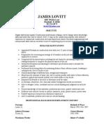 Jobswire.com Resume of lovitt42