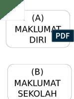 Partion Folio Praktikum