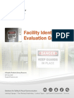 Facility Identification Evaluation Guide (Workbook)