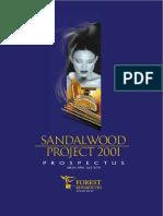 Sandalwood Project Report