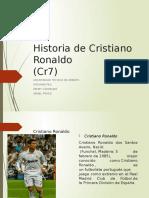 Cristiano Ronaldo Carrera Deportiva