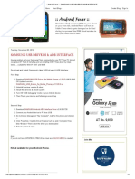 __ Android Fever ___ Samsung Usb Drivers & Adb Interface