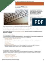 50+ Best Free C Programming Tutorials, PDF & eBooks _ FromDev