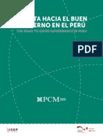 La Ruta Hacia El Buen Gobierno en El Perú