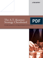 Strategy Chessboard