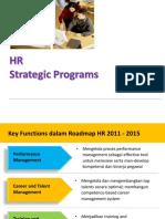 HR Strategic Programs
