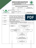 Dokumen Spo Pelayanan Laboratorium