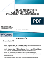 9 Causas Accidentes Trabajo