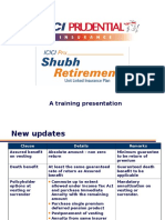 Shubh Retirement Refresher