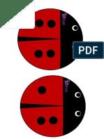 Math Lady Bug