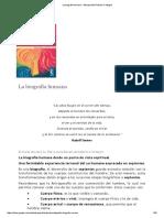 La Biografía Humana - Antroposofía Roberto Crottogini