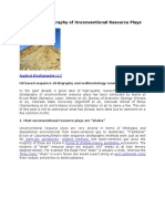 Sequence Stratigraphy of Unconventional Resource Plays
