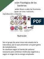 Fisiologia Genetica Bacterias