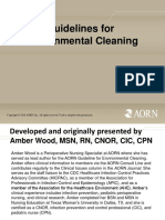 Power Point Environmental Cleaning