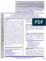 Antiangiogenic Properties of Boerhaavia Diffusa Extracts in Chick Chorioallantoic Membrane Cam