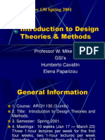 Introduction to Design Theories & Methods.ppt