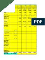 Ejercicio de Formulacion y EVALUACION Financiera de Proyectos (Libro de ejercicios SAGAP)