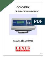 LEXUS Manual Converx v0709
