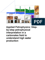 Petrofísica Aplicada