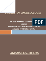 12.Clase Drogas en Anestesiologias