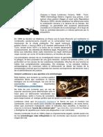 Biografias Cesare Lombroso, Enrico Ferri, Rafael Gorofono