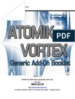 Atomik Vortex Generic Add-On Booklet (Ver. 1.1.5)