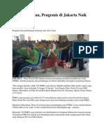 Kesenjangan Kelompok Kaya Dan Miskin Di Indonesia Semakin Lebar