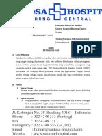 Pedoman Pelayanan IGD ProsesQA3 PerbaikanIGD3