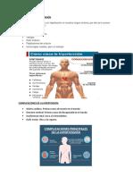 Síntomas de La Hipertensión