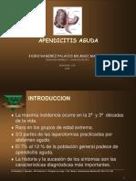 Apendicitis Aguda 2013