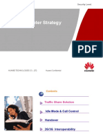Huawei Parameter Strategy