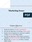 7 Marketing Issues