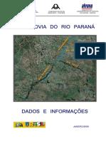 Hidrovia Paraná Dados e Informações